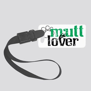 Mutt-Lover Small Luggage Tag