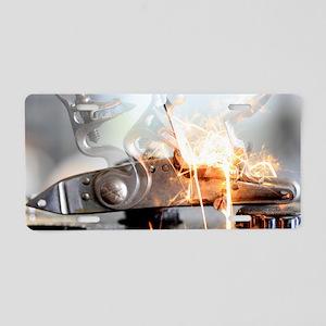 IMG_0651 BPM2 Aluminum License Plate