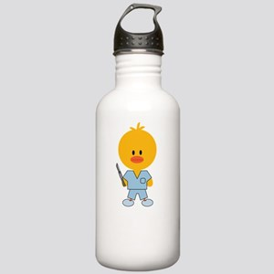 SurgTechChickDkT Stainless Water Bottle 1.0L