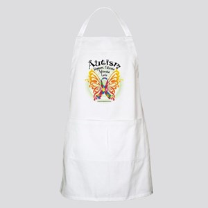 Autism-Butterfly-3 Apron