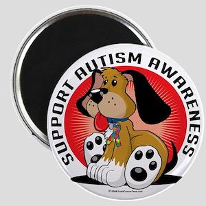 Autism-Dog Magnet