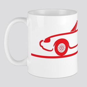 80s_Spyder_conv_Red Mug