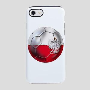 Poland Football iPhone 7 Tough Case