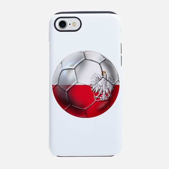 Poland Football iPhone 7 Tough Case