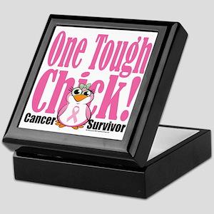 BC-One-Tough-Chick Keepsake Box
