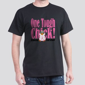BC-One-Tough-Chick Dark T-Shirt