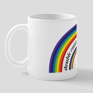doublerainbow Mug