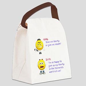 minuteman Canvas Lunch Bag