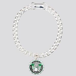 Organ-Donor-Cat-Donor Charm Bracelet, One Charm