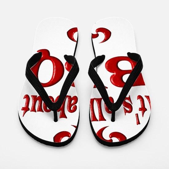 2-BBQ Flip Flops