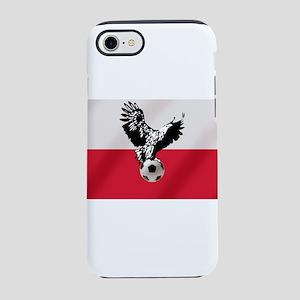 Polish Football Flag Iphone 7 Tough Case