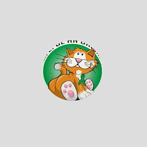 Organ-Donor-Cat Mini Button