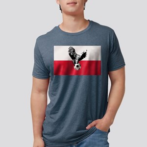 Polish Football Flag T-Shirt