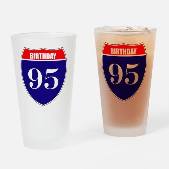 is95birth Drinking Glass