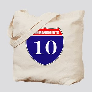is10com Tote Bag