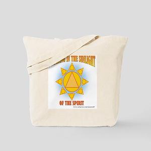 2-star-in-sunlight-web Tote Bag