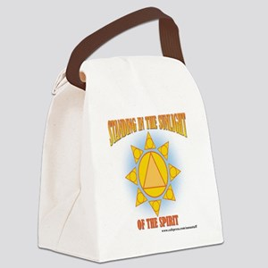 2-star-in-sunlight-web Canvas Lunch Bag