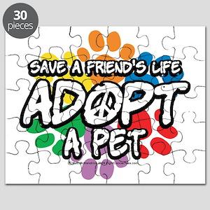 Paws-Adopt-2009 Puzzle