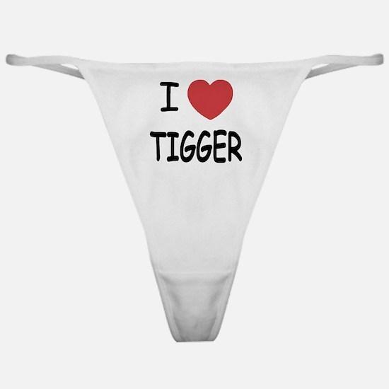 TIGGER Classic Thong