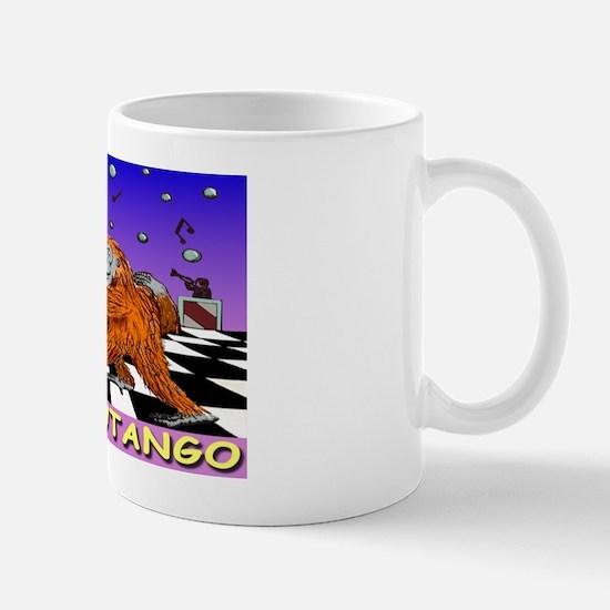 ORANGUTANGO cap Mug