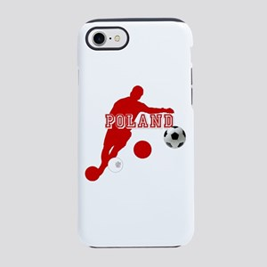 Polish Soccer Player iPhone 7 Tough Case