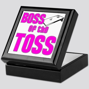 Cornhole_Boss_Pink Keepsake Box
