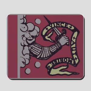 bedford flag Mousepad
