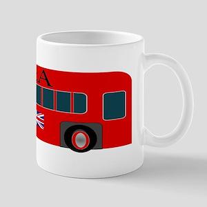 Jolly Red Ride Tea Mugs