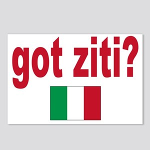 got ziti Postcards (Package of 8)