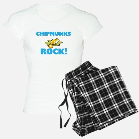 Chipmunks rock! Pajamas