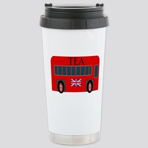 Jolly Red Ride Tea Travel Mug