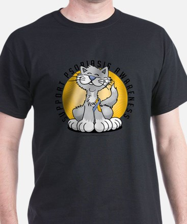 Paws-for-Psoriasis T-Shirt
