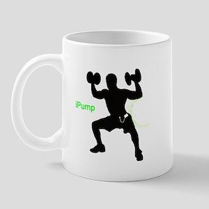 iPump (Mens) Mug