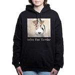 Wire Fox Terrier Women's Hooded Sweatshirt