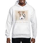 Wire Fox Terrier Hooded Sweatshirt
