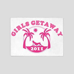getaway_2011 copy 5'x7'Area Rug