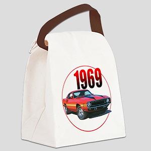 69GT500-C3trans Canvas Lunch Bag