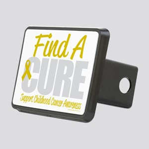 Childhood-Cancer-Find-A-Cu Rectangular Hitch Cover