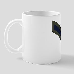USAF-Amn-Old-Green Mug
