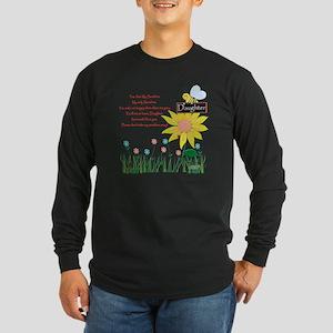 You Are My Sunshine Daugh Long Sleeve Dark T-Shirt