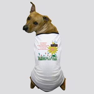 You Are My Sunshine Daughter Dog T-Shirt