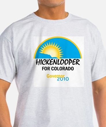 Hickenlooper 2010 T-Shirt