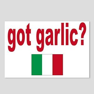 got garlic Postcards (Package of 8)