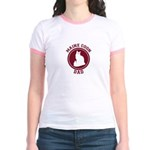 Maine Coon Dad Jr. Ringer T-Shirt