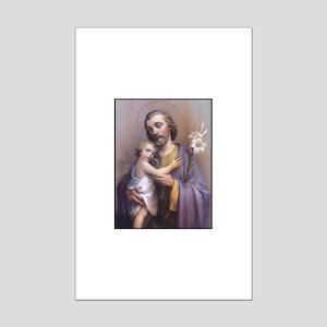 St. Joseph Mini Poster Print