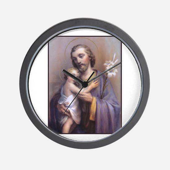 St. Joseph Wall Clock