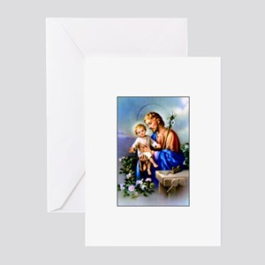 Saint Joseph Greeting Cards (Pk of 10)