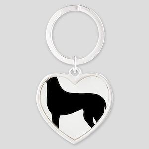 dog_dogge Heart Keychain