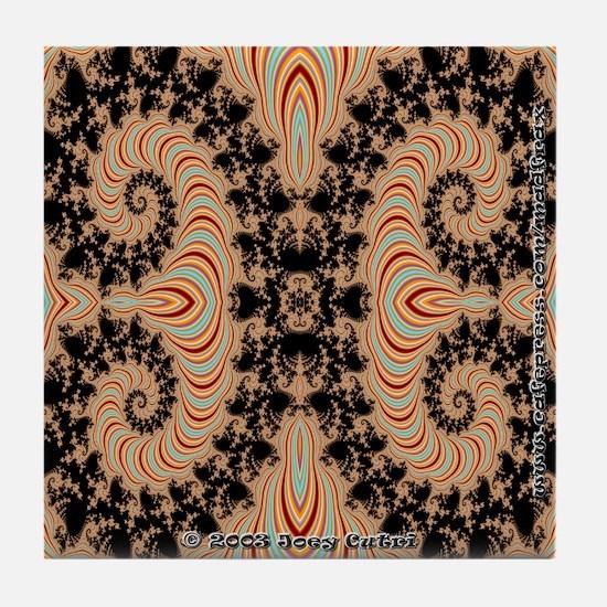 Fractal FS~20 Tile Coaster