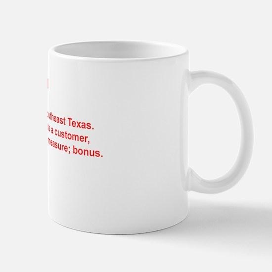 Baton Rouge Lagniappe Mug